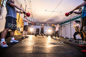 kettlebell fitness center